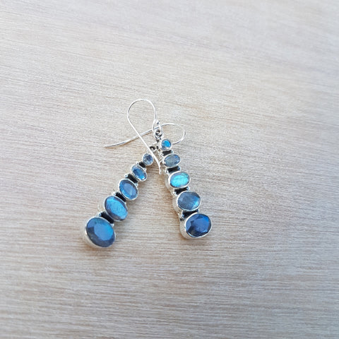Labradorite Bella Earrings
