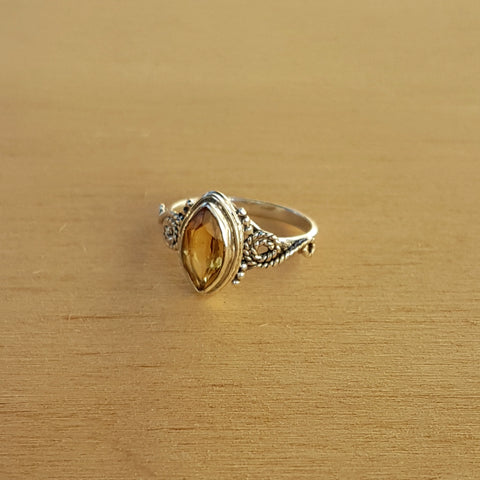 Citrine Miri Ring