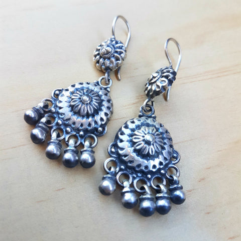 Boho Bell Earrings