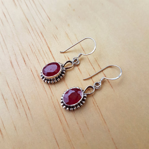 Ruby Rawa Earrings