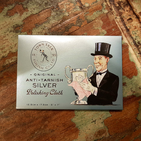 Towntalk Silver Polishing Cloth