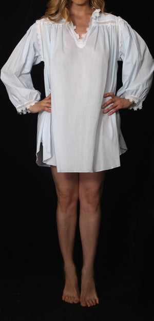 172 Short gown Long sleeves