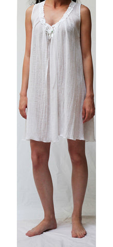 Gauze Group Esther Short Gown