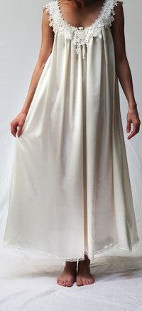 34013 Satin Long Gown - ( Orchid color on sale)