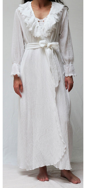 38000 Long Wrap Robe
