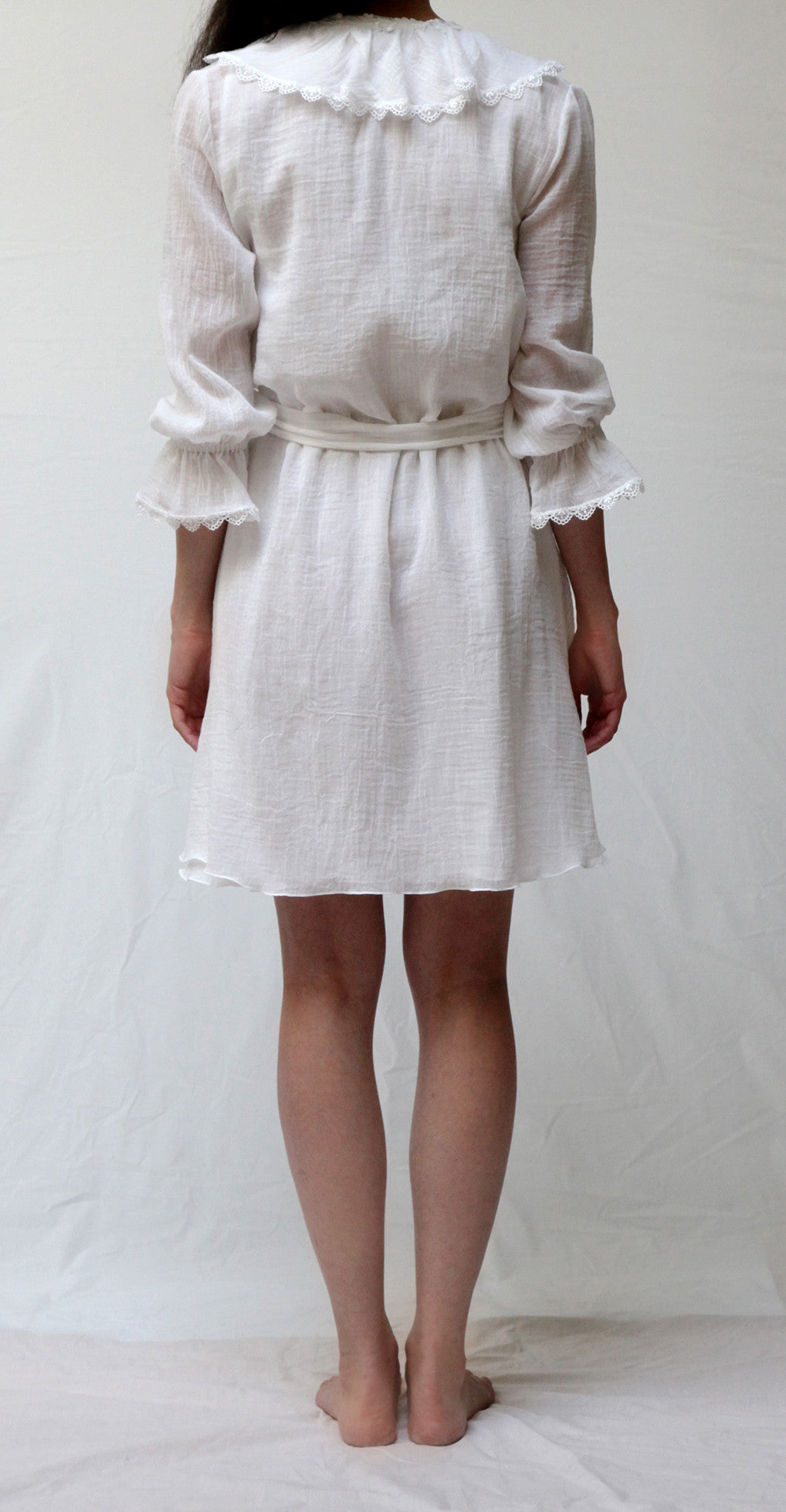 Gauze Group Paloma Short Robe