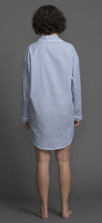 39208 Cotton Stripes Nightshirt