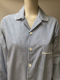 6024 Striped cotton shirt