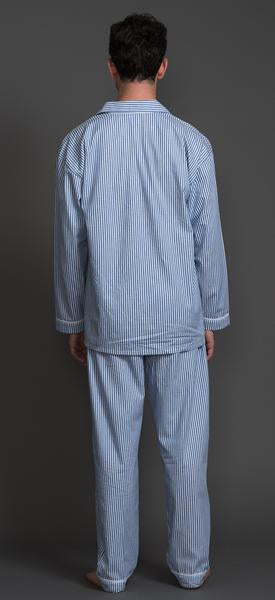 74707 Cotton Stripes Men's  PJ Set