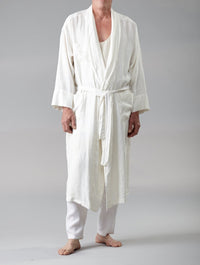 205- Gorgeous Linen robe
