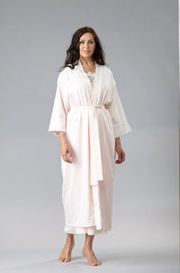 39660 Cozy Satin romantic long robe