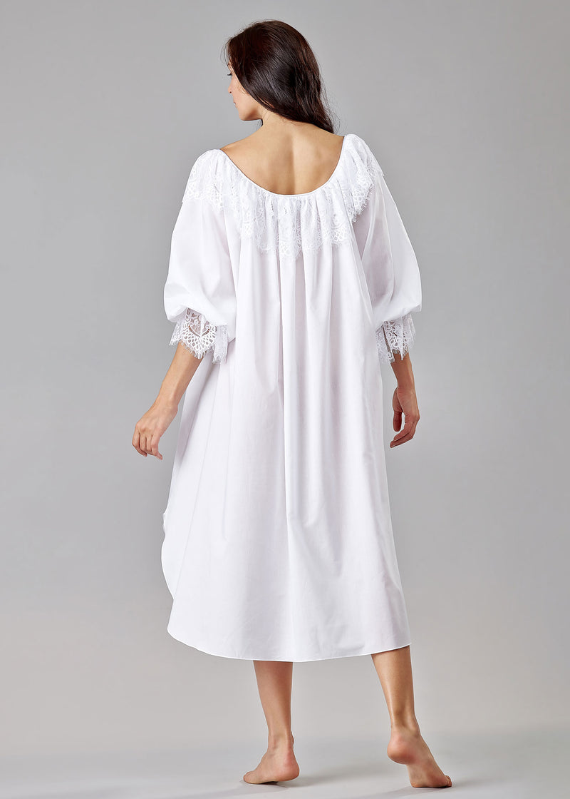 171  Long romantic nightshirt
