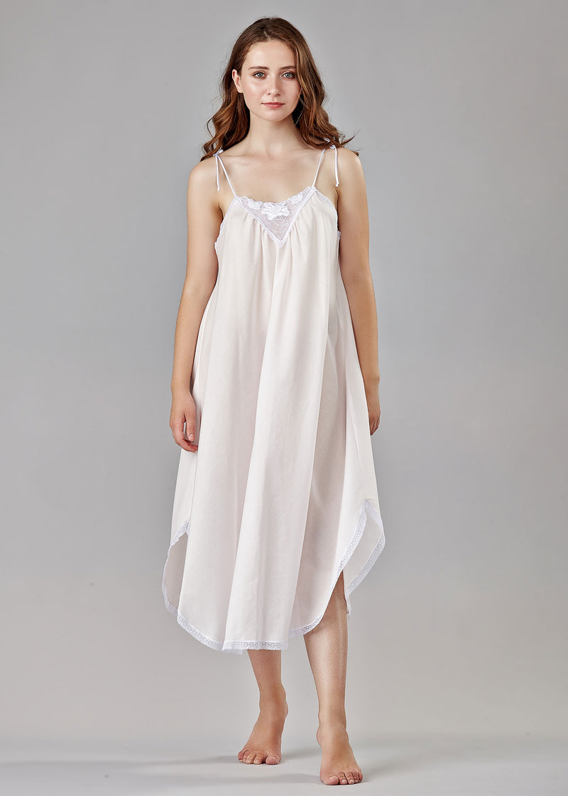 886 - Classic tank gown
