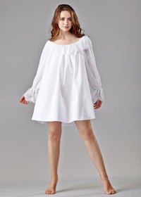170 Short romantic nightshirt