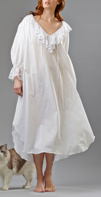 1217 Long Poet nightshirt