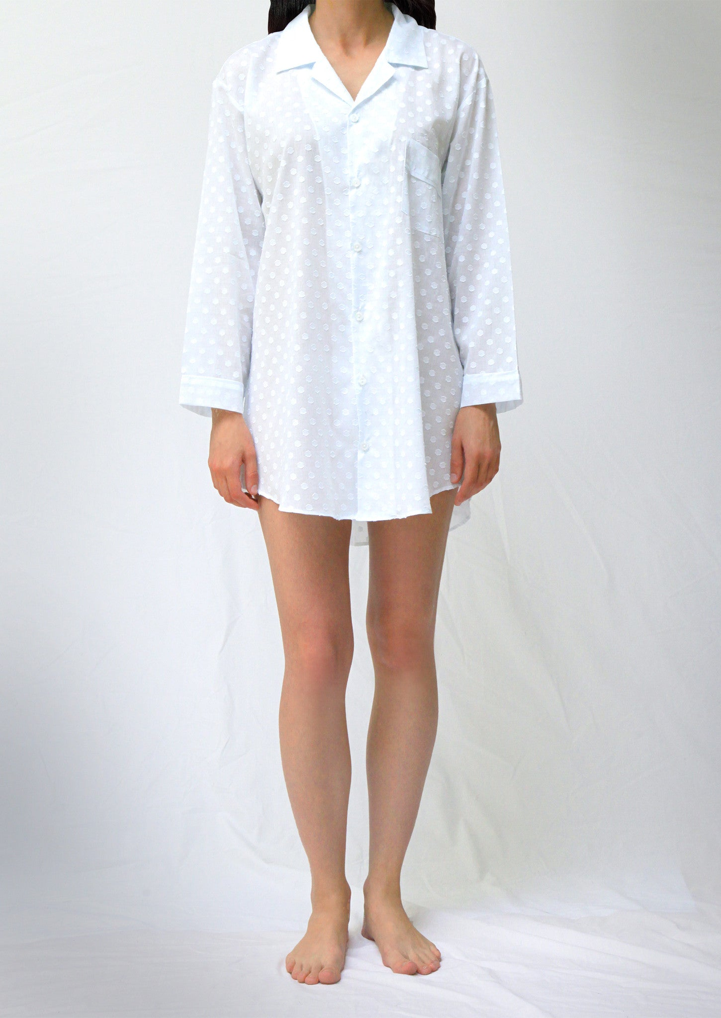 Lily Dot Nightshirt