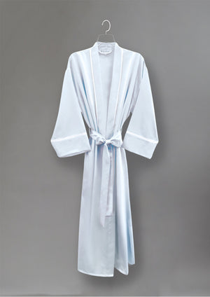 Cozy Satin Stella Long Robe