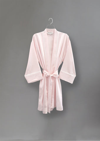 Cozy Satin Stella Short Robe