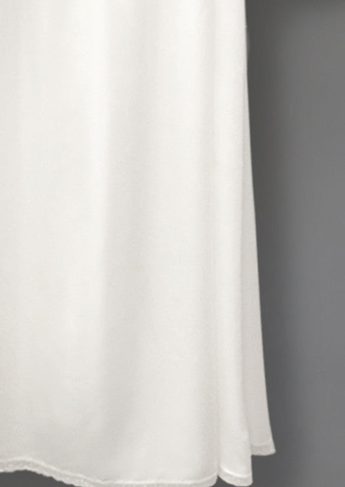 Cozy Satin Erin Long Gown
