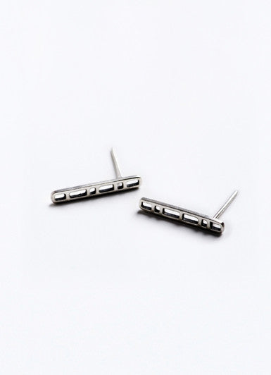 Short Stairs Earrings