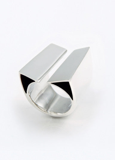 Studio Two Faces Ring