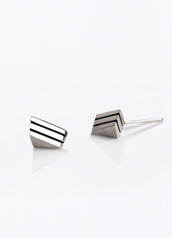 Wedge Earrings