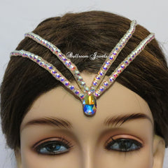 Swarovski Ballroom Hair jewelry accessories