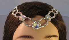 Swarovski Round hair line - Hair Accessories - Ballroom Jewels