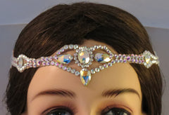 Swarovski Fancy head band - Hair Accessories - Ballroom Jewels