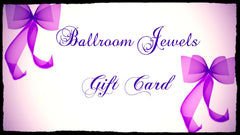 Gift Card - Gift Card - Ballroom Jewels