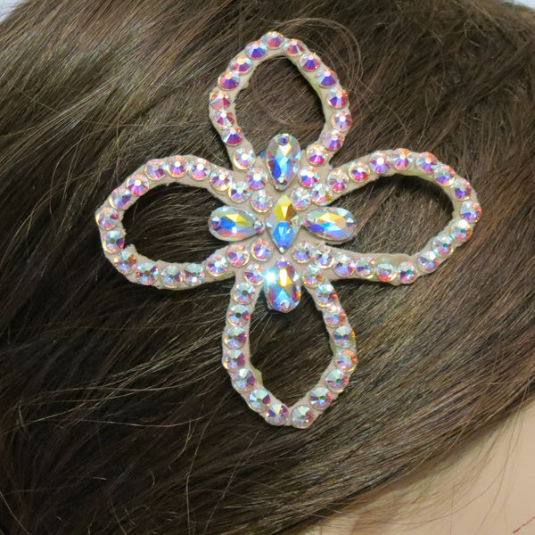 Swarovski Star Hair Ornament