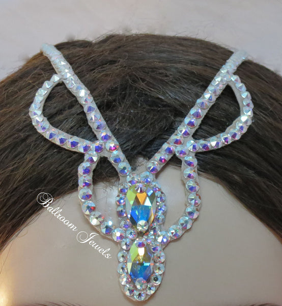 Swarovski Forehead and Hair Ornament