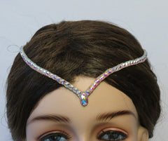 Swarovski hair line - Hair Accessories - Ballroom Jewels - 1