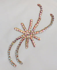 Starburst Swarovski Ballroom Hair Ornament - Hair Accessories - Ballroom Jewels - 1