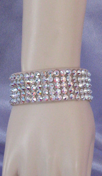 Ballroom Bangle 1 inch wide
