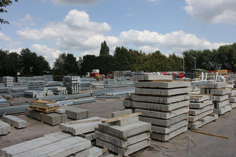 wade building supplies | concrete lintels on site in tipton naylor lintel distributor