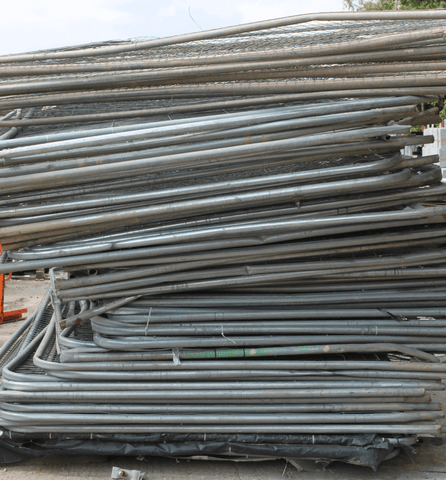 wade building supplies   buy back service of damaged temporary fencing