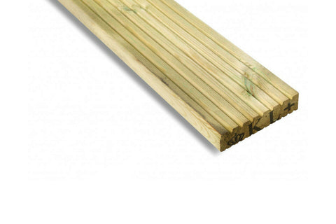 wade building supplies   softwood decking boards