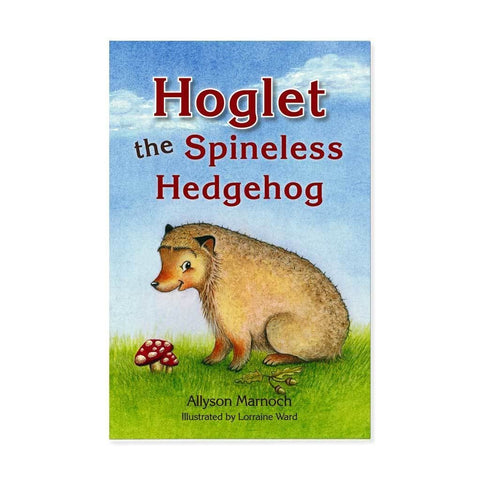 Hoglet the Spineless Hedgehog