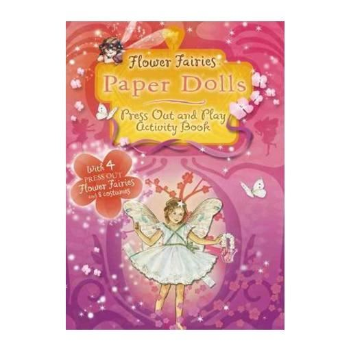Flower Fairies Paper Dolls