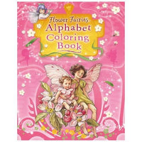 Flower Fairies Alphabet Colouring Book