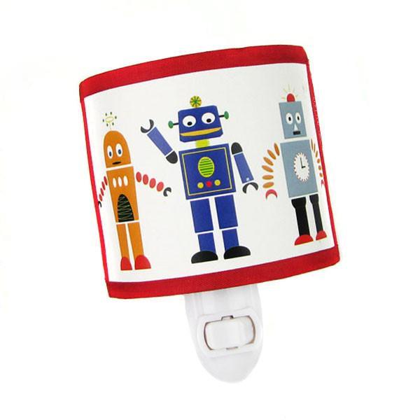 robots nightlight
