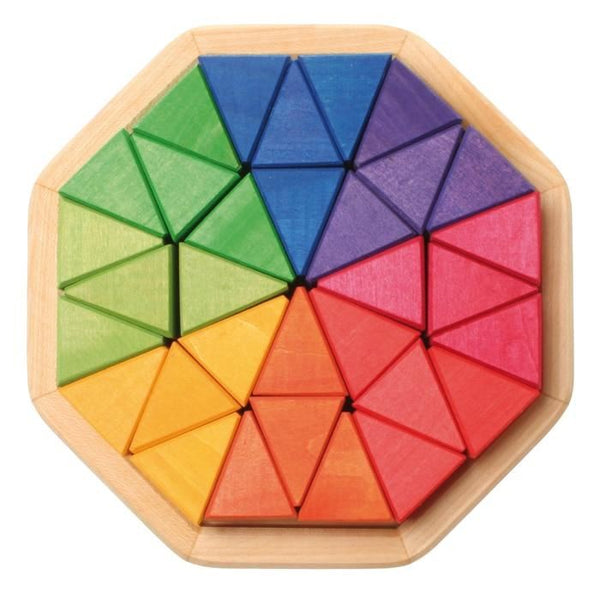 octagon puzzle, 4 cm thick
