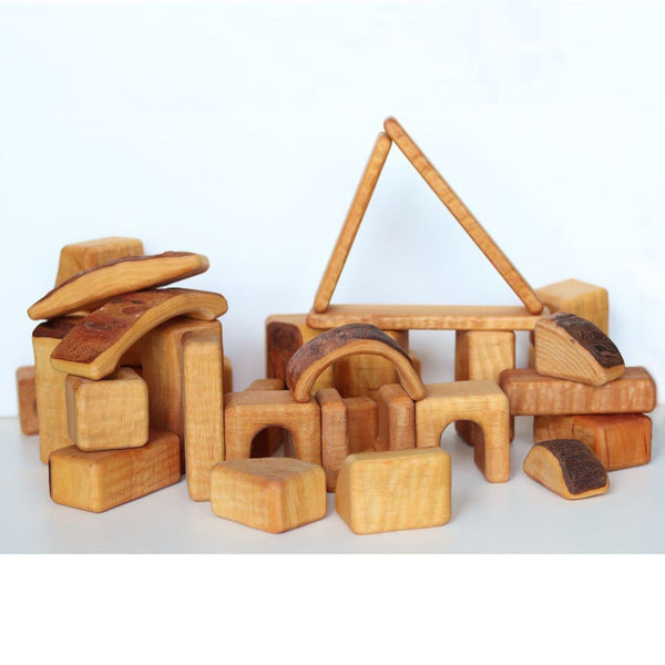 AMS Blocks Set - 34 pieces - small blocks