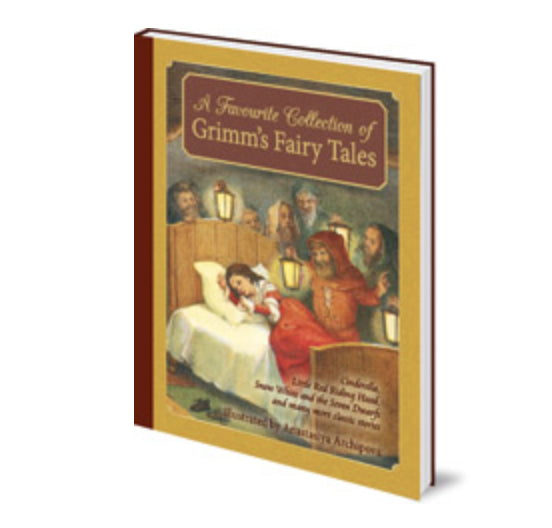 A Favourite Collection of Grimm's Fairy Tales