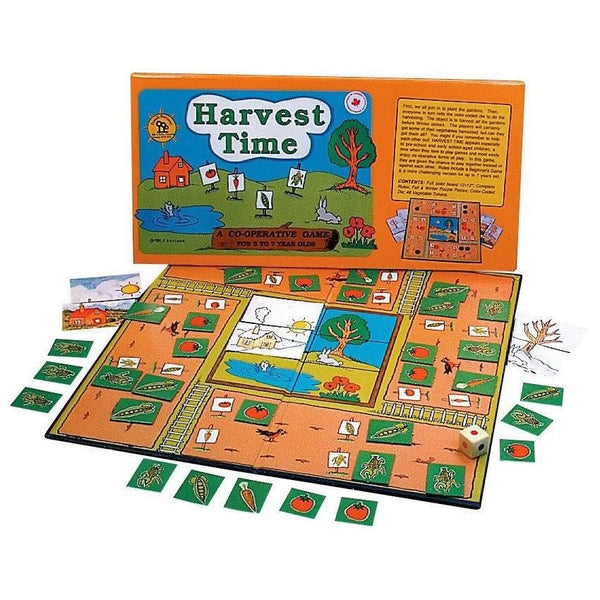 harvest time board game