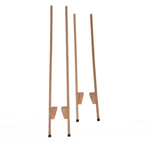 wooden stilts (special order, local pick-up)