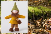 Ambrosius Forest Gnome with pouch