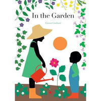 In the Garden (oversized lift the flap discovery book)