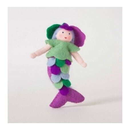 Ambrosius mermaid, purple